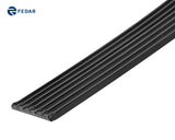 Fedar Main Upper Billet Grille For 1994-1999 Chevy Suburban Blazer Tahoe C/K Pickup Phantom - Black