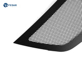 Fedar Wire Mesh Grille Combo Insert For 10-13 Acura MDX - Full Black
