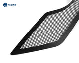 Fedar Wire Mesh Grille Combo Insert For 07-09 Toyota Camry - Full Black