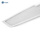 Fedar Wire Mesh Grille Insert For 11-14 Chevy Cruze - Full Polished