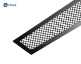 Fedar Wire Mesh Grille Insert For 08-13 Cadillac CTS - Full Black