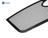 Fedar Wire Mesh Grille Combo Insert For 10-12 Ford Fusion - Full Black