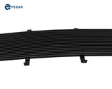 Fedar Main Upper Billet Grille For 1985-1994 Chevy Astro - Black