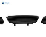 Fedar Main Upper Billet Grille For 1995-1997 Nissan Hardbody Pickup - Black