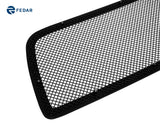 Fedar Wire Mesh Grille Insert For 07-09 Toyota Tundra - Full Black