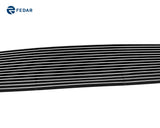 Fedar Main Upper Billet Grille For 2007-2009 Nissan Sentra - Polished