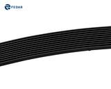 Fedar Lower Bumper Billet Grille For 2007-2008 Nissan Maxima - Black