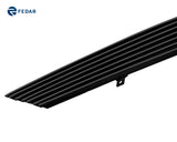 Fedar Main Upper Billet Grille For 2000-2004 Ford Focus - Black