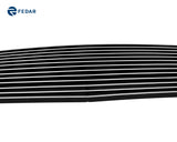 Fedar Main Upper Billet Grille For 2004-2008 Mazda RX-8 - Polished