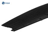 Fedar Main Upper Billet Grille For 2008-2009 Nissan Altima Coupe - Black