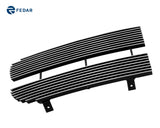 Fedar Billet Grille Combo For 2008-2010 Dodge Magnum Except SRT8 - Polished