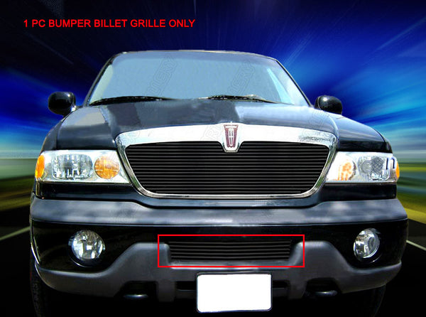 fedar lower bumper billet grille for 1998 2002 lincoln navigator bla fedar group fedar lower bumper billet grille for 1998 2002 lincoln navigator bla fedar group