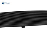 Fedar Main Upper Billet Grille For 2005-2008 Toyota Corolla - Black