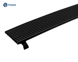 Fedar Billet Grille Combo For 1992-1995 Toyota 4Runner - Black