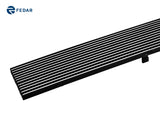 Fedar Lower Bumper Billet Grille For 1992-1995 Toyota 4Runner - Polished