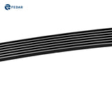 Fedar Lower Bumper Billet Grille For 2006-2010 Jeep Compass - Polished