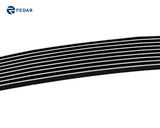 Fedar Lower Bumper Billet Grille For 2008-2009 Toyota Corolla - Polished