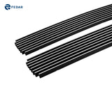 Fedar Main Upper Billet Grille For 2009-2010 Ford F-150 Lariat/King Ranch - Polished