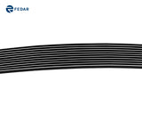 Fedar Lower Bumper Billet Grille For 2008-2011 Ford Focus Coupe - Polished