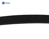 Fedar Lower Bumper Billet Grille For 2008-2011 Ford Focus Coupe - Black