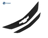 Fedar Billet Grille Combo For 2014-2016 Chevy Impala - Black