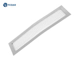 Fedar Formed Mesh Grille Insert For 15-16 Chevy Silverado 2500HD/3500HD - Full Polished