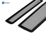 Fedar Wire Mesh Grille Insert For 15-16 Chevy Tahoe/Suburban - Full Black
