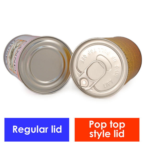Regular lid
