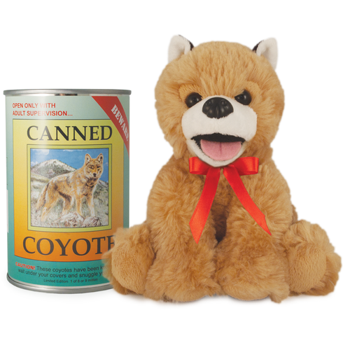 Canned Coyote