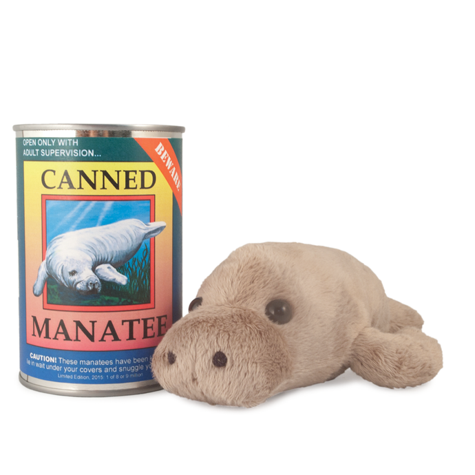 Canned Manatee