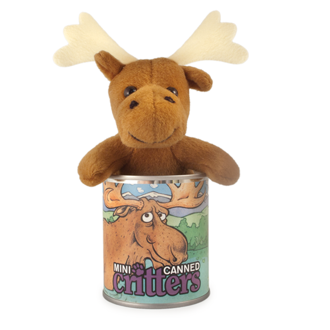 Mini Canned Moose