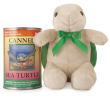 Canned Sea Turtle