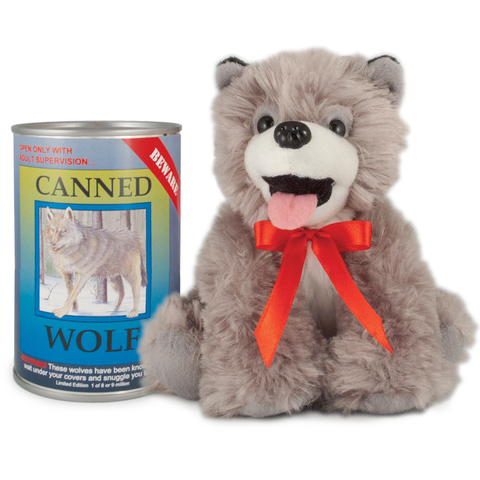 Canned Wolf