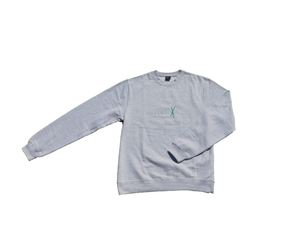 World Wide Royalty Crew Neck Sweatshirt [Grey]