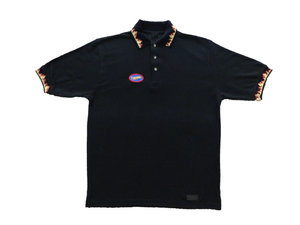 HOT BOYS POLO [BLACK]