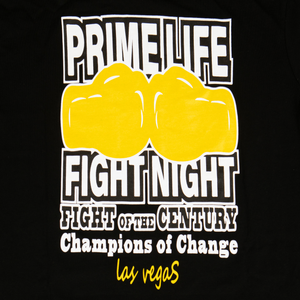 Fight Night T-Shirt [yellow]