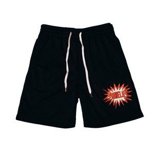 Fight Night Shorts [Black]
