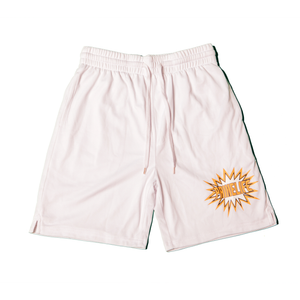 Fight Night Shorts [WHITE]