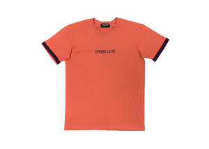 Staple T-shirt [coral]