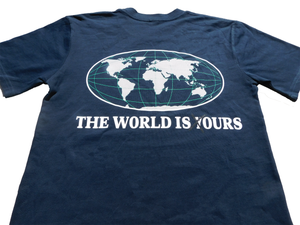 World Wide Royalty T-Shirt [Navy]