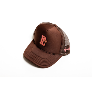 Neapolitan Trucker Hat [chocolate]