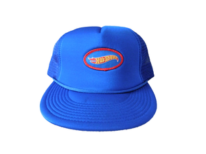 Hot Boys Trucker Hat [Blue]
