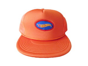 Hot Boys Trucker Hat [Orange]