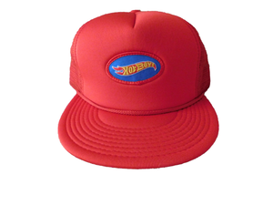 Hot Boys Trucker Hat [Red}