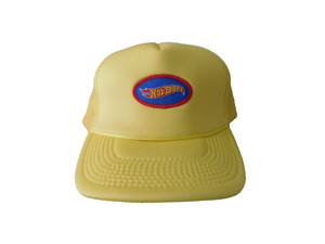 HOT BOYS TRUCKER HAT [YELLOW]