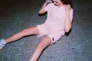 Location T-Shirt [pale pink]