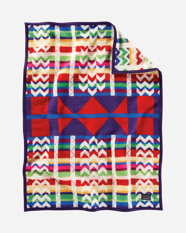 Morning Cradleboard Baby Blanket by Pendleton