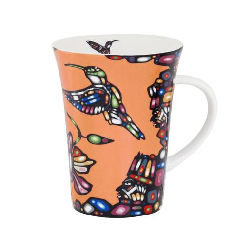 Hummingbird Mug by John Rombough