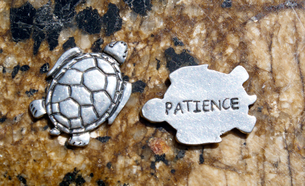 Patience Inspirational Coin