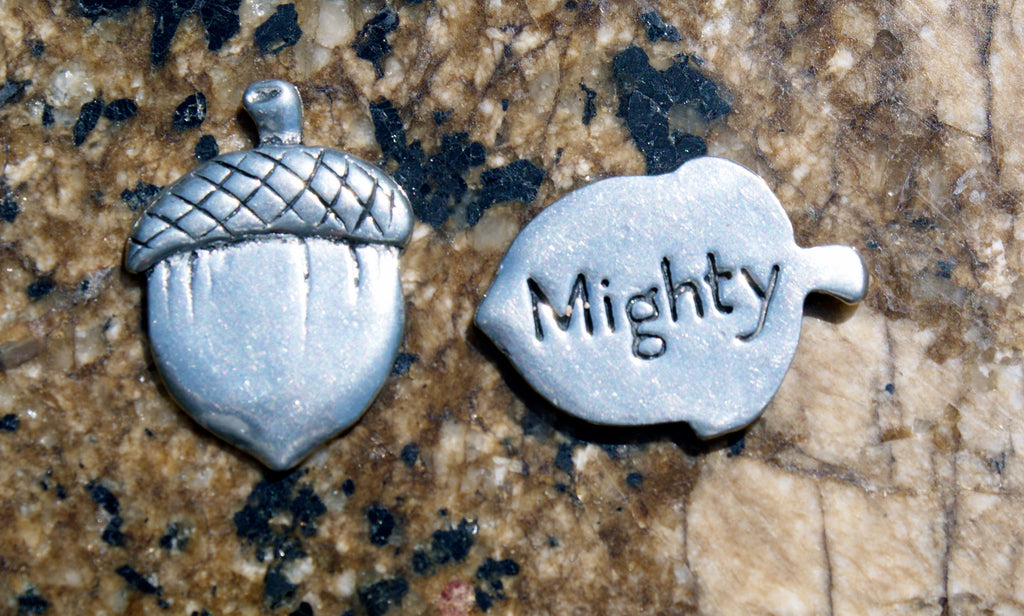 Mighty Acorn Inspirational Coin